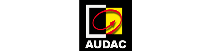 AUDAC product website
